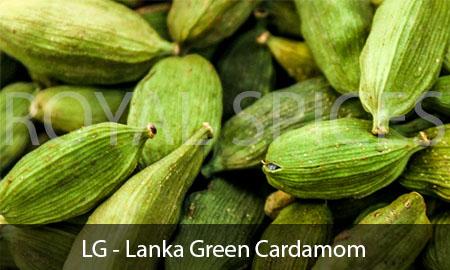 LG Lanka Green Cardamom